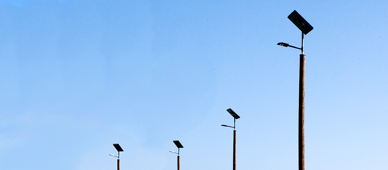 Photovoltaic lighting