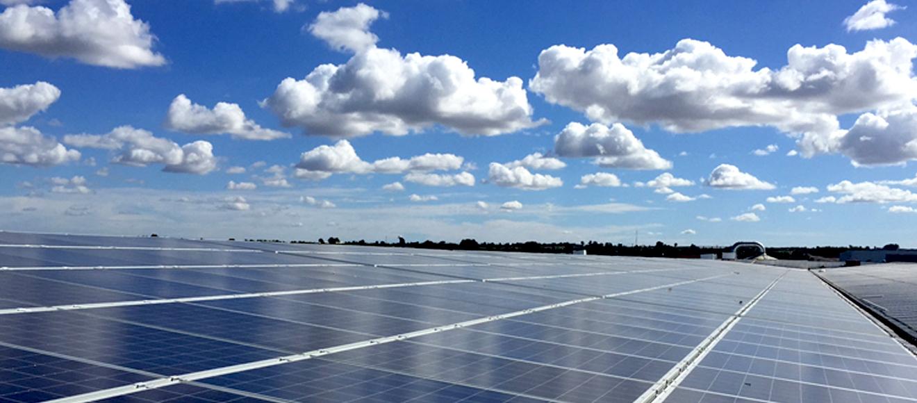 Solutions photovoltaïques clé en main.