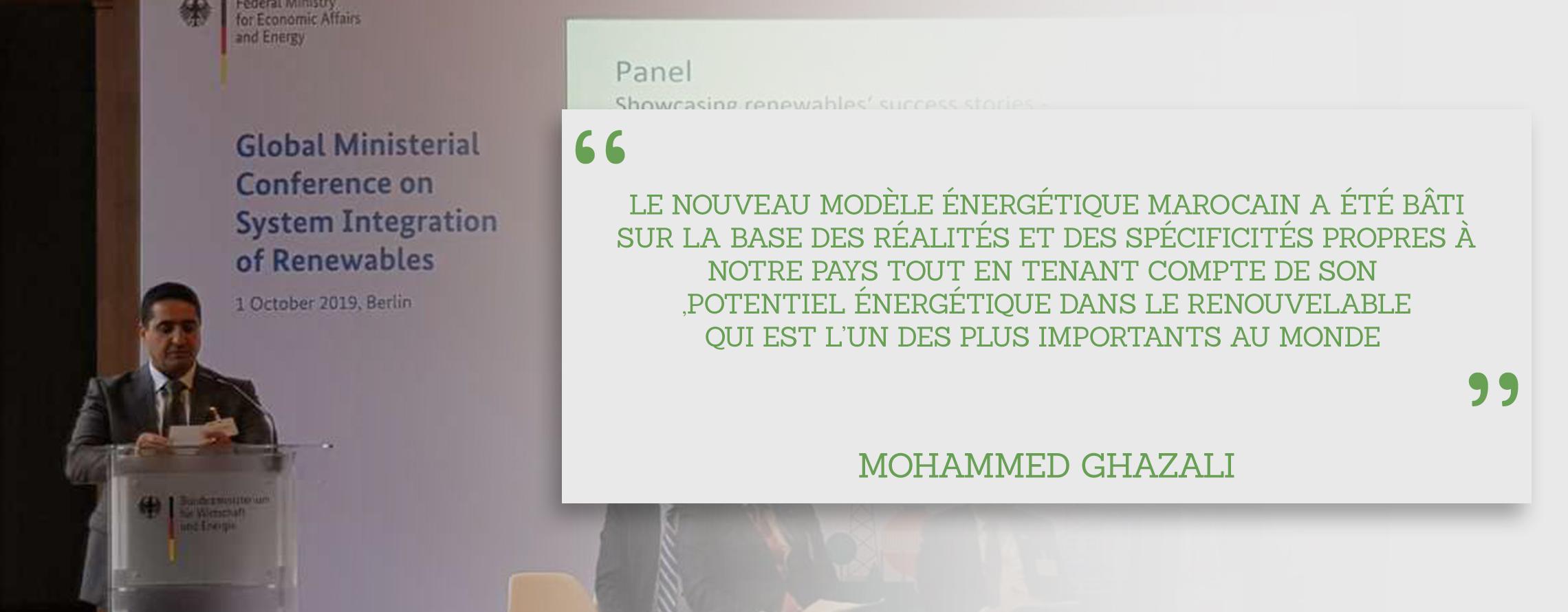 Conférence ministérielle mondiale portant sur les énergies renouvelables